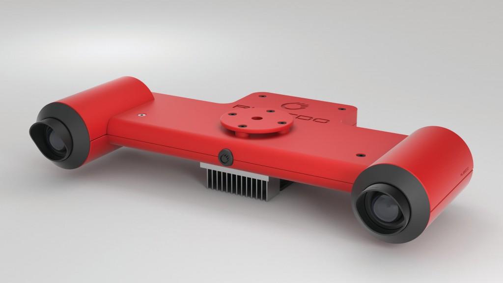 14. RUBEDO stereokamera