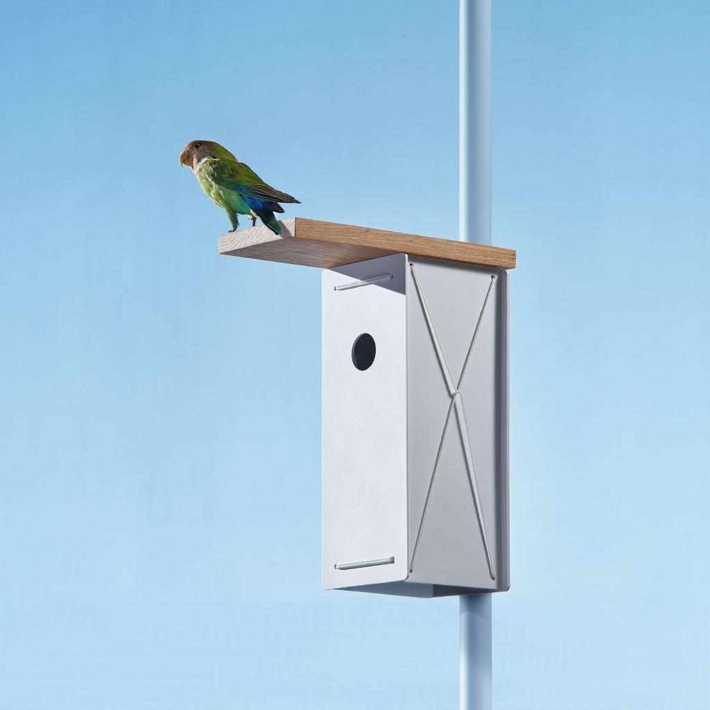 15. Surenkamas inkilas BIRD BnB