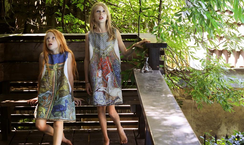 Kostiumo dizainas. Edukaciniai rūbai vaikams